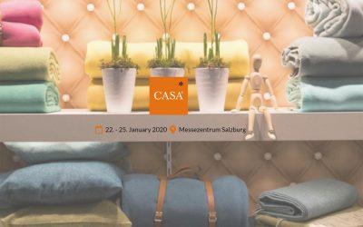 MERCIS at CASA Fair, 22.-25. January 2020 in Salzburg