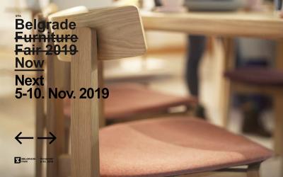 Visit Us at the Belgrade Furniture Fair, 5-10 November 2019