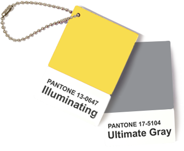 PANTONE Clour of the Year 2021